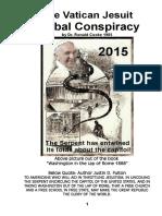 RonaldCook the Vatican Jesuit Global Conspiracy 1985
