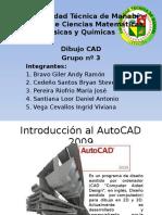 Introducción Al AutoCAD 2009