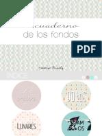 Cuaderno de Los Fondos Creative Mindly FREE