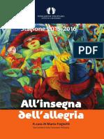 Politeama Stagione 2015-2016