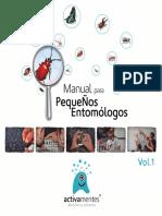 Manual Para Pequeños Entomólogos
