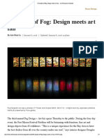 Cultured X FOG Art and Design