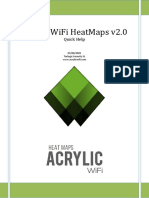 Quick Help Acrylic WiFi HeatMaps