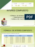 Interes Compuesto 11° 2015