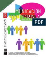 Revista DIRCOM Nº 28 Comunicación Interna