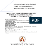 Política Migratoria en España