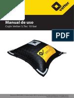 Manual Vetter de Cojines Neumáticos