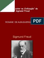 PowerPoint - O Mal-estar Na Civilização de Sigmund Freud