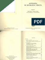 Georg Simmel. Lametropolisylavidamental