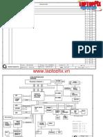 Acer Aspire 1300 - Quanta ET2S Laptop Schematics Diagram