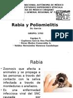 Rabia y Polio