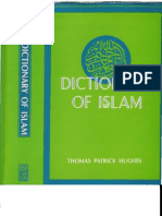 Islam - Dict - Thomas Patrick Hughes - Huges1885-Dictionary-Of-Islam