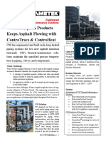 AppReport ControTrace ProcessPipe ControHeat WesternAsphaltProducts