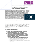 2015 02 09 Draft Voluntary Principles for Article Sharing on Scholarly Collaboration Networks