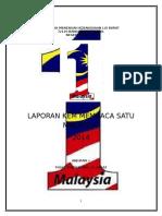 Laporan Kem Membaca 1 Malaysia