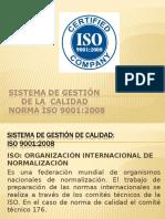 SISTEMA DE GESTIÓN ISO 9001.ppt