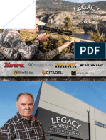 Legacy Sports International 2016 Firearms Catalog