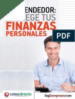 eBook Emprendedor Protege Tus Finanzas