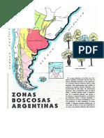 Zonas boscosas y árboles de Argentina