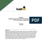 TecHidro L5 GoldSim Water Resources