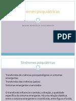 Síndromes Psiquiátricas - PDF