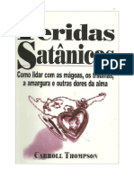 Feridas Satanicas - Carroll Thompson
