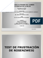 Test de Frustracion