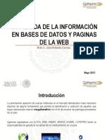 Busqueda Base de Datos