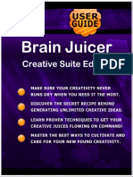 Brain Juicer Manual