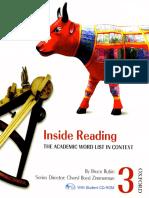 Inside Reading 3