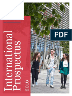 Cardiff University International Prospectus