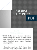 Bell Palsy Power point