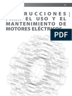 Ql0219 Manuale d Uso e Manutenzione Motori Elettrici Rev1 Esp