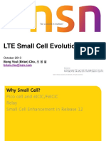 3 LTE Small Cell Evolution