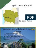 La IX Región de Araucania Desecar ,sec ,m azx ,m