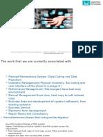 Maritime Petagram-What We Do