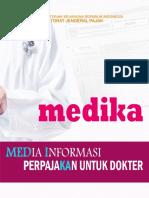Medika-Media Informasi Perpajakan Untuk Dokter Versi Full