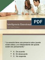 Inteligencia Emociona UCVl