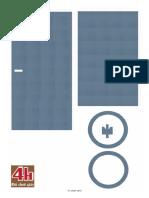 Mô hình giấy Đại bác Bé bự