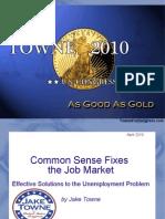 Jake Towne - Jobs Talk at Lafayette (Apr 2010)