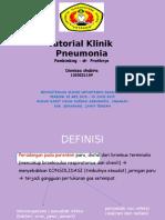 Pneumonia Sanni