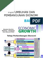 BAB 9 - Pertumbuhan dan Pembangunan Ekonomi