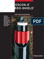 ESCON-A® FERRO-SHIELD™ _Brochure