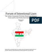 Forum of Intentional Liars