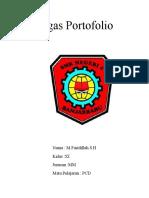 Portofolio UTS PCD