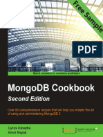 MongoDB Cookbook - Second Edition - Sample Chapter