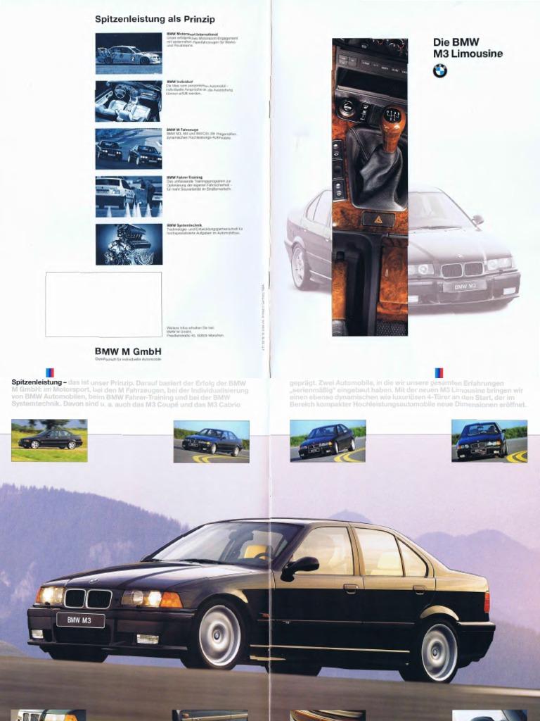 BMW E36 Coupe Cabrio Fensterführungsschiene Schiene vorne rechts Beifahrer