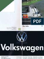 VW Jetta 2