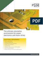 PSIM Brochure Press