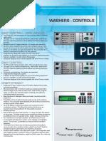 Primus Washers Controls-409